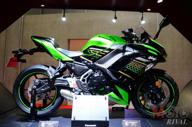 Kawasaki Ninja 650 2020 sẽ sớm được bán chính thức tại Thái Lan sau Motor Expo 2019