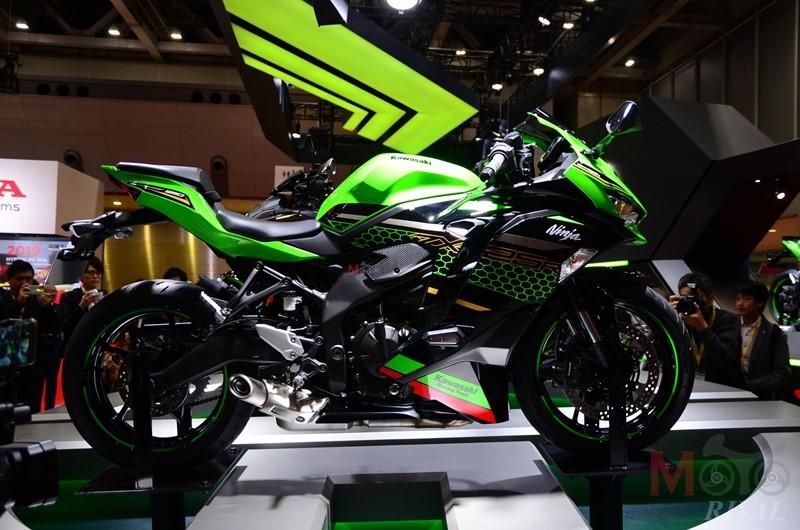 Kawasaki ZX-25R chính thức ra mắt tại Tokyo Motor Show 2019