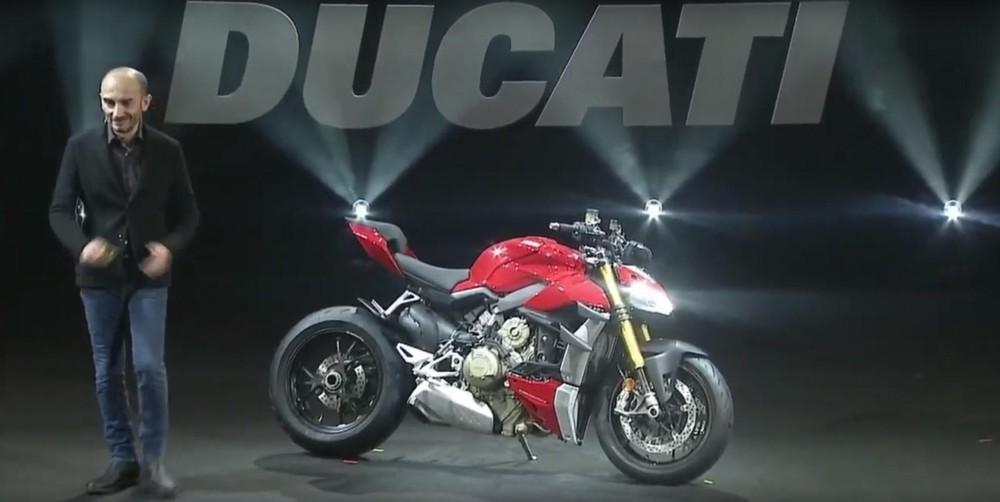 Ducati Streetfighter V4 2020 chính thức ra mắt tại Ducati World Premiere 2019