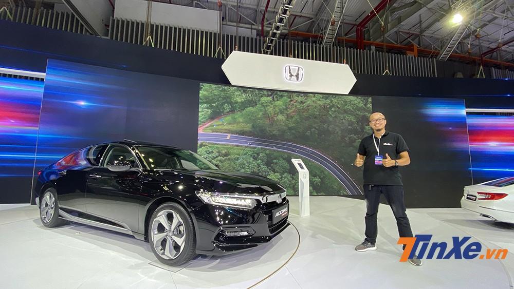 Honda Accord 2020 sẽ là đối trọng lớn của những cái tên như Toyota Camry, HYundai Sonata hay Mazda6