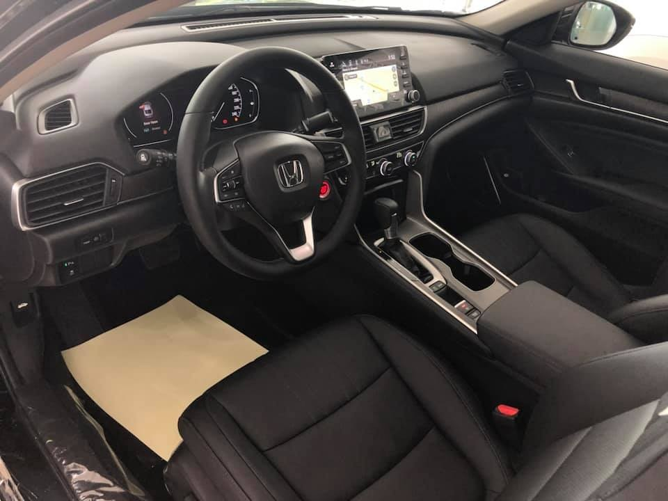 Nội thất của Honda Accord 2019