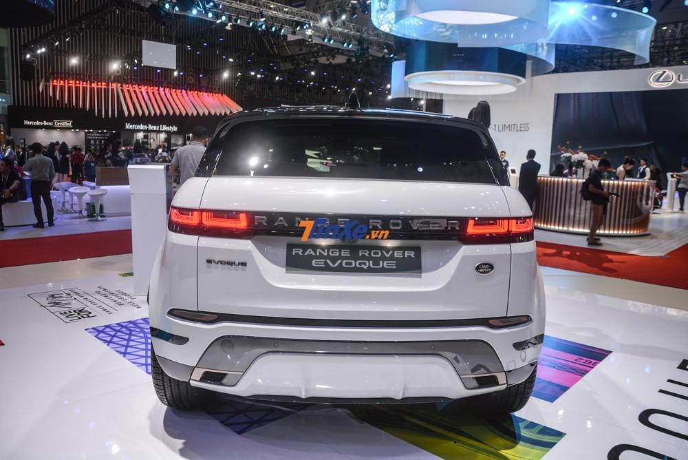 Giá xe Range Rover Evoque First Edition 2020 tại Việt Nam sẽ được phân phối chính hãng là 3,97 tỷ đồng