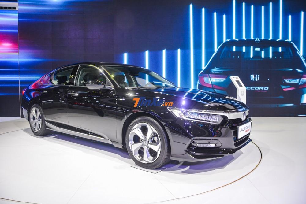 Honda Accord 2019 chính thức được vén màn tại triển lãm VMS 2019 vừa qua