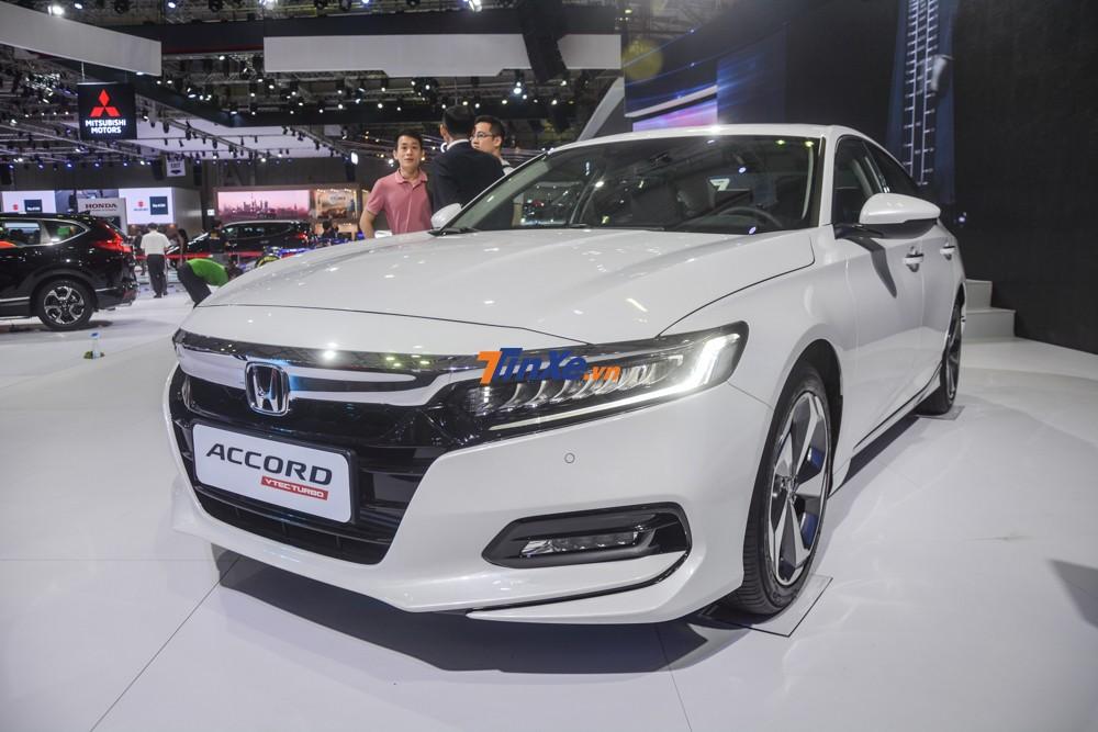 Honda Accord 2019 đem lại cảm giác trẻ trung hơn Honda Accord 2019
