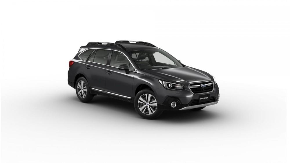 Subaru Outback 2019 màu xám