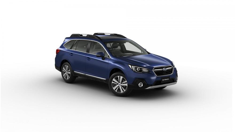 Subaru Outback 2019 màu lam