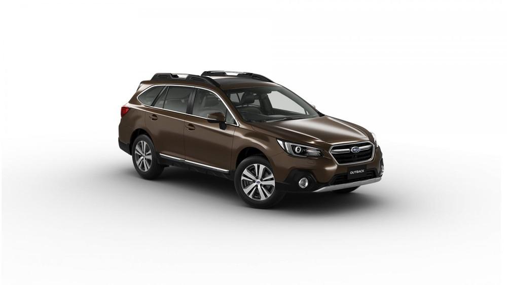 Subaru Outback 2019 màu nâu