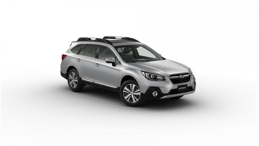Subaru Outback 2019 màu bạc