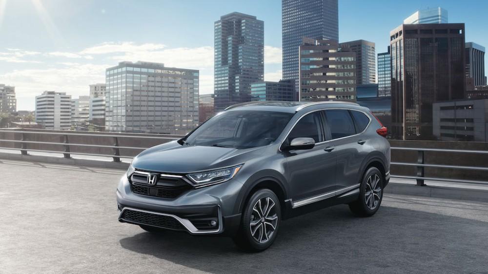 Honda CR-V 2020 dành cho thị trường Mỹ