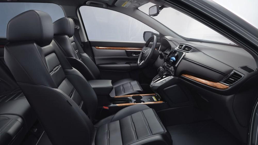 CR-V 2020 được trang bị hệ thống an toàn Honda Sensing tiêu chuẩn