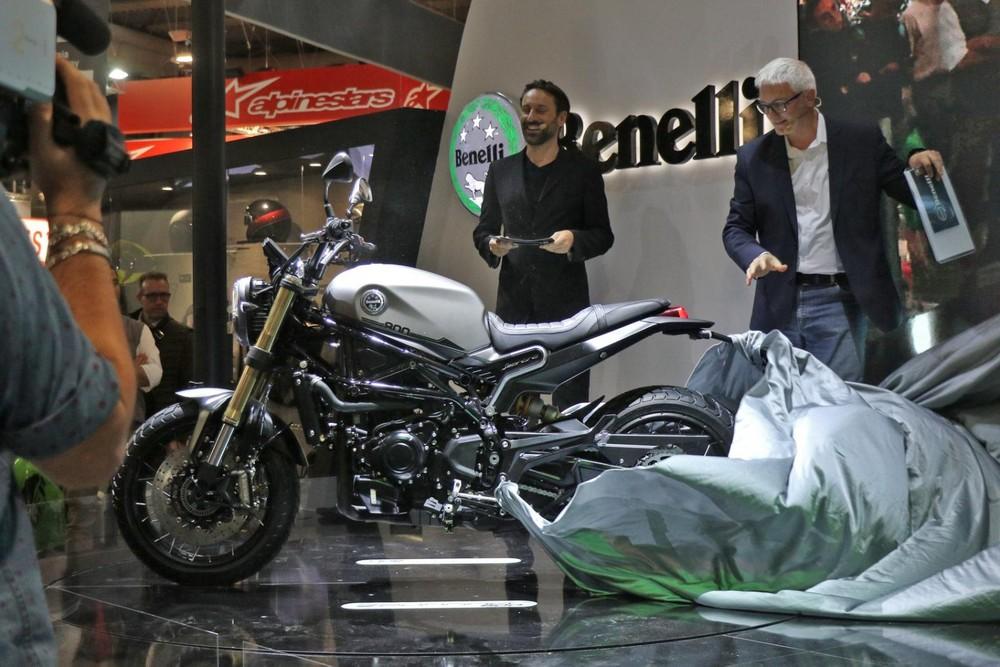 Benelli Leoncino 800 chính thức ra mắt tại EICMA 2019