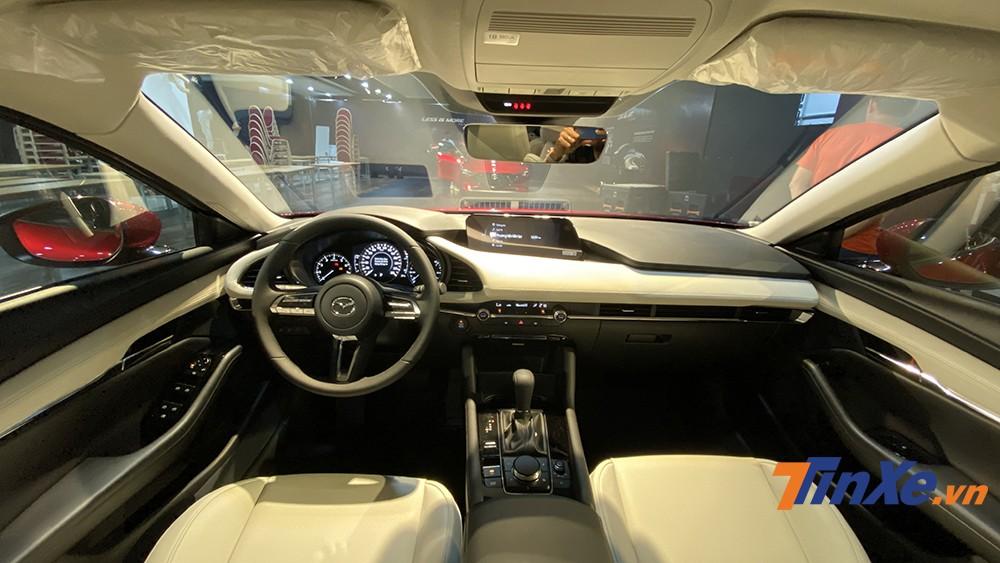 Nội thất, ngoại thất nâng cấp toàn diện khiến cho Mazda3 2020 hấp dẫn hơn rất nhiều.a