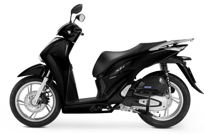 Honda SH150i ABS 2020 màu Đen có giá 95.990.000 đồng