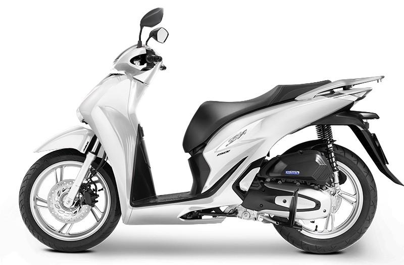 Honda SH150i ABS 2020 màu Trắng có giá 95.990.000 đồng