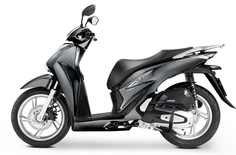 Honda SH150i ABS 2020 màu Xám có giá 95.990.000 đồng