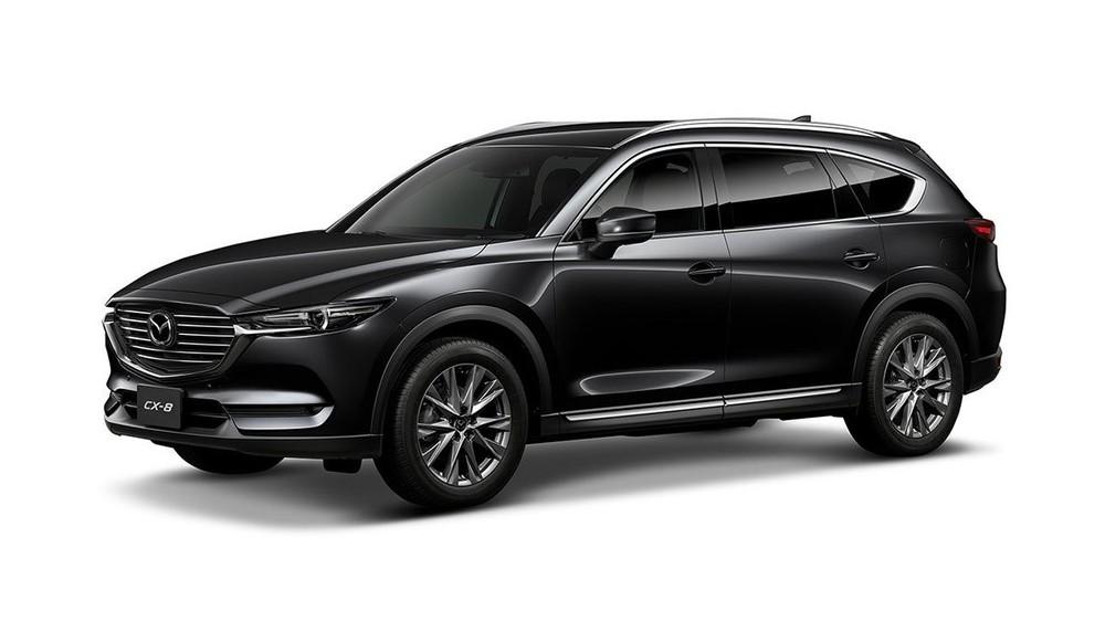 Mazda CX-8 màu đen