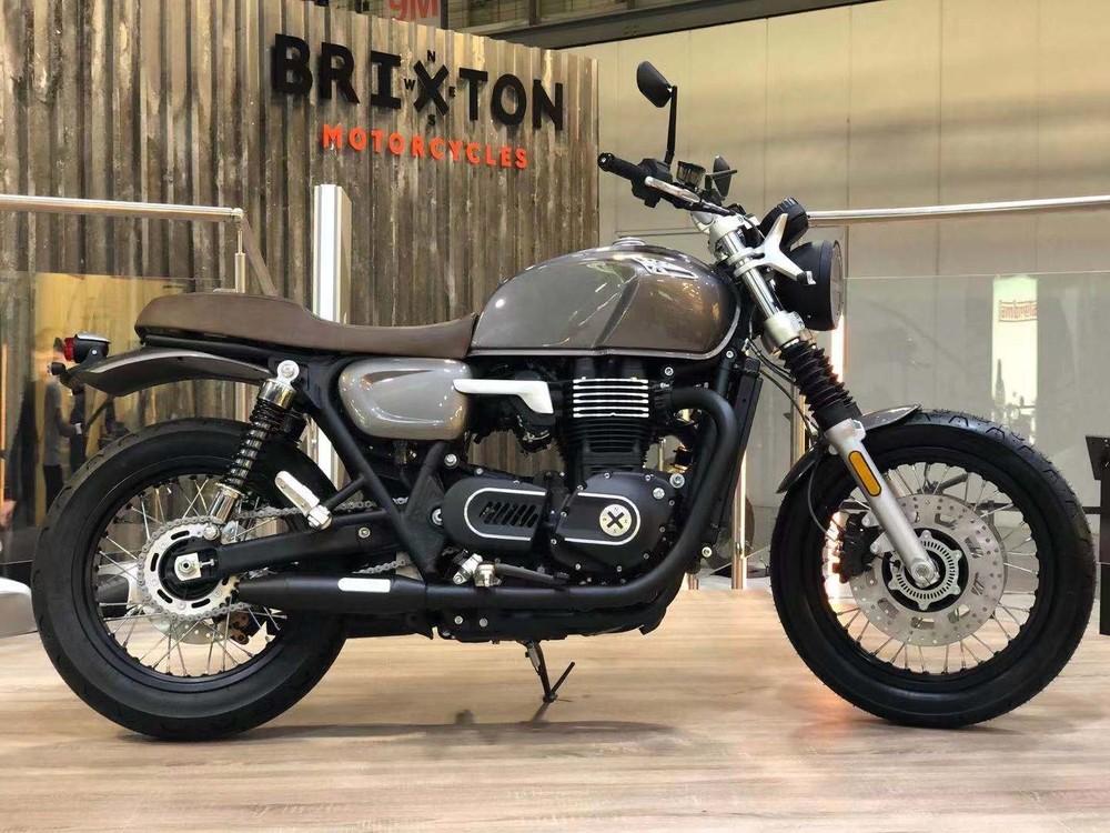 Bản concept 1200 phân khối của Brixton được đưa đến EICMA 2019