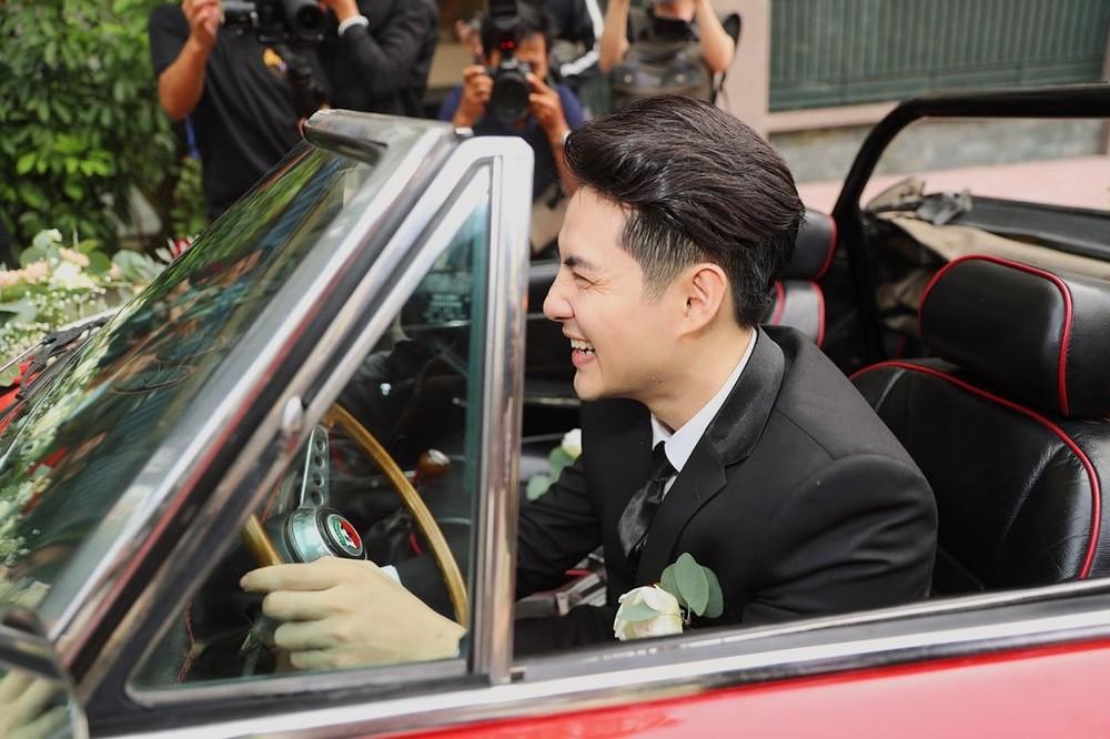Chưa rõ chiếc Fiat 124 Sport Spider của Ông Cao Thắng thuộc đời nào