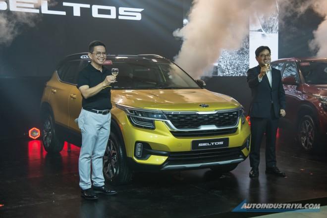Kia Seltos 2020 ra mắt tại thị trường Philippines