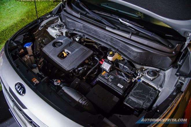 Kia Seltos 2020 tại Philippines không có động cơ tăng áp như xe ở thị trường khác