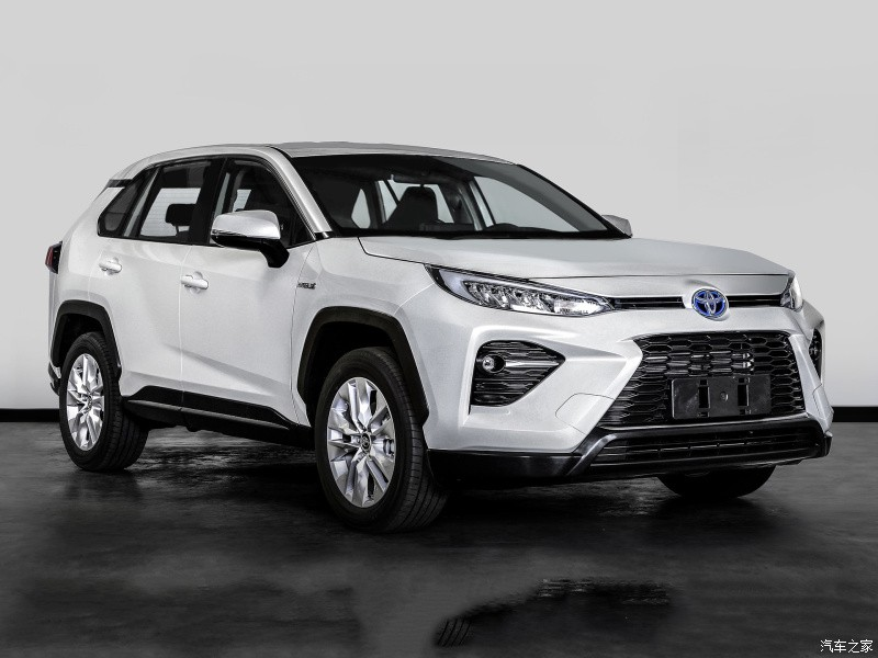 Toyota Wildlander Hybrid 2020