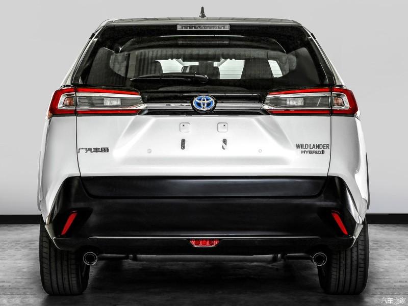 Toyota Wildlander Hybrid 2020 hứa hẹn ăn ít xăng