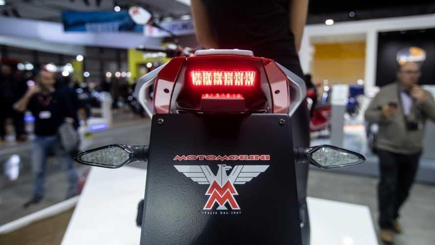 Cụm đèn hậu Moto Morini X-Cape