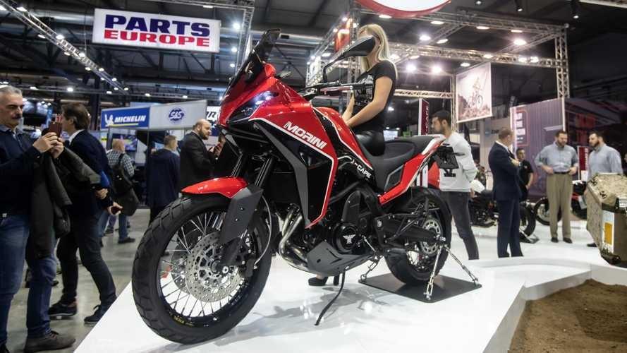 Moto Morini X-Cape 2020