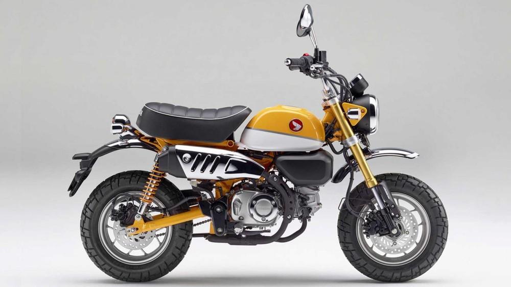Honda Monkey là mẫu xe côn tay nhỏ gọn rất nổi tiếng của hãng xe Nhật Bản