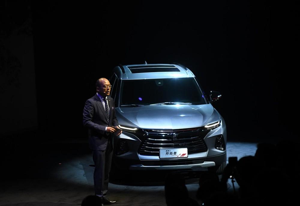 Chevrolet Blazer 2020 tạm thời chỉ có 1 tùy chọn động cơ tại Trung Quốc