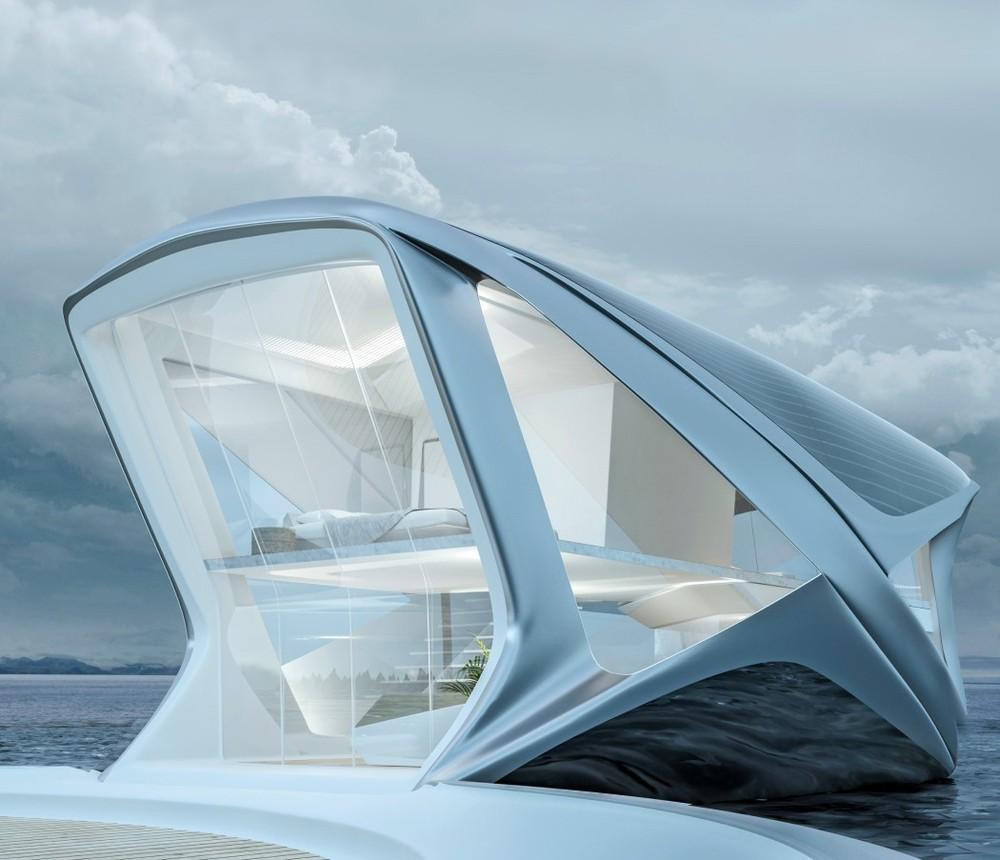 Nó là một thứ để con người sinh sống trong một tương lai có mực nước biển dâng cao