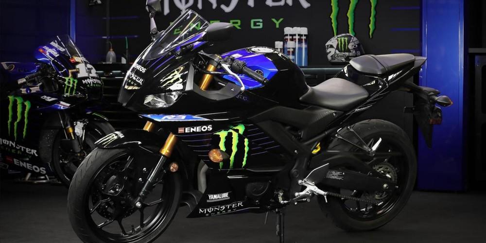 Yamaha R3 2020 mang nhiều thay đổi với ngoại hình mới, phuộc ngược USD