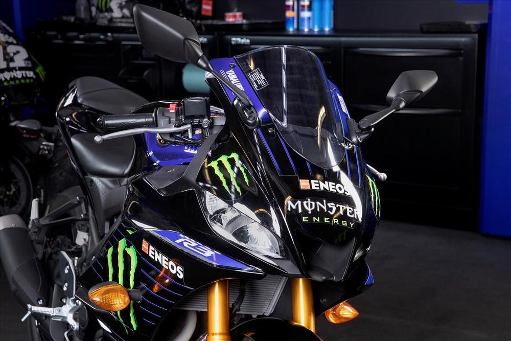Sport bike Yamaha R3 được cho là sẽ có mặt tại Việt Nam trong tháng 4/2020