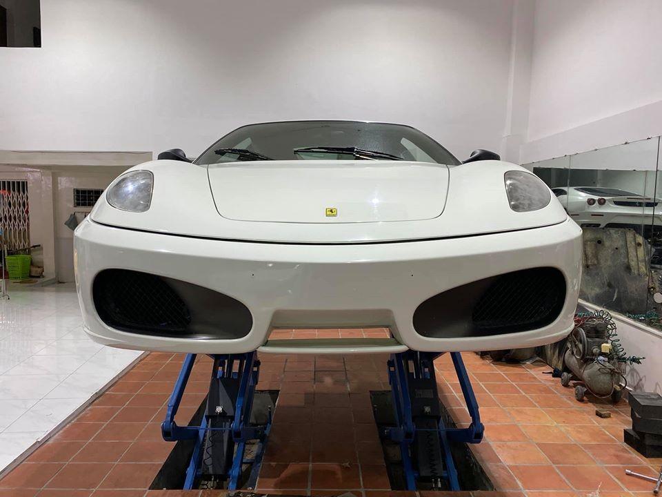 Nhiều năm mai danh ẩn tích trên núi M'Đrắk, Ferrari F430 của Trung Nguyên nay đã xuống đồng bằng