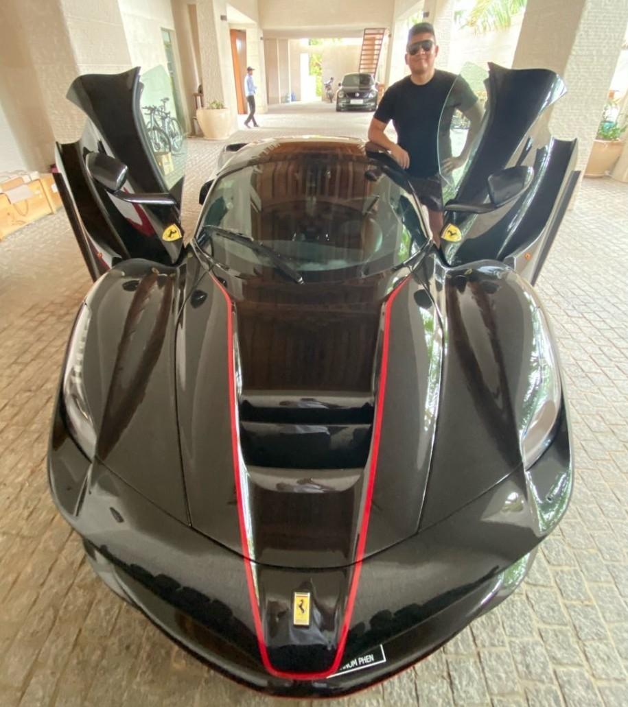 Ferrari LaFerrari Aperta chỉ có 200 chiếc trên toàn thế giới dành cho các khách hàng