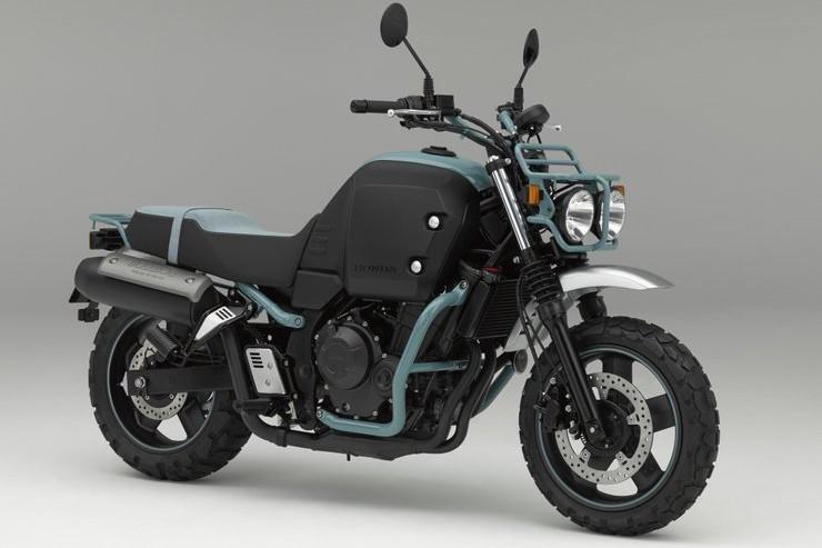 Bản Concept BullDog từng được Honda giới thiệu năm 2015