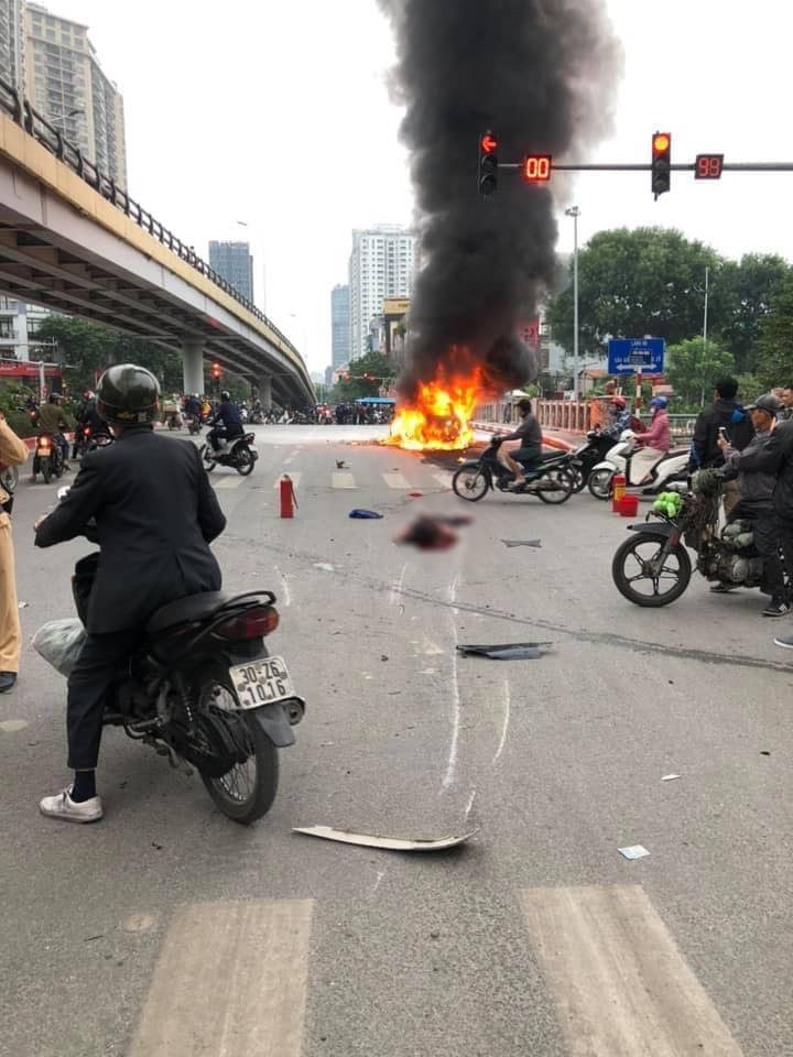 Vụ tai nạn khiến 1 phụ nữ khoảng hơn 20 tuổi tử vong tại chỗ