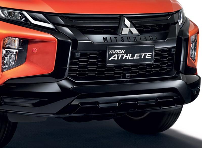 Mặt calăng Mitsubishi Triton Athlete