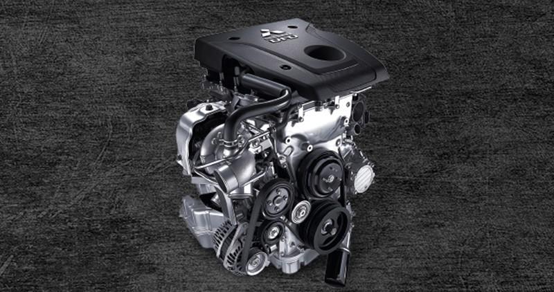 Động cơ Turbodiesel 2.4L trên Triton Athlete