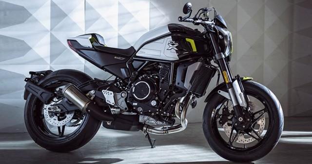 CF Moto 700CL-X phiên bản Sport