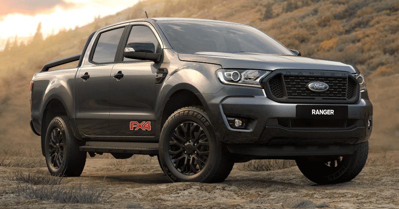 Ford Ranger FX4 2.2 Hi-Rider 2020 tại thị trường Thái Lan