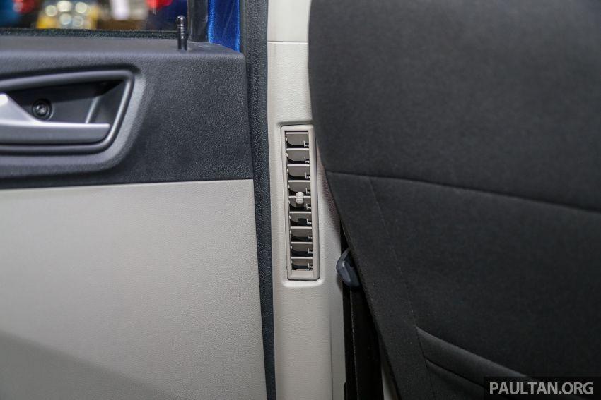 Cửa gió điều hòa nằm trên cột của Renault Triber 2019
