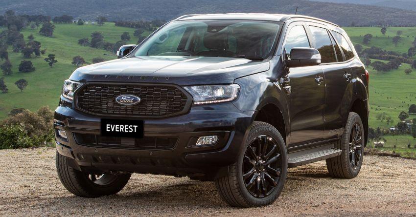 Ford Everest Sport 2020