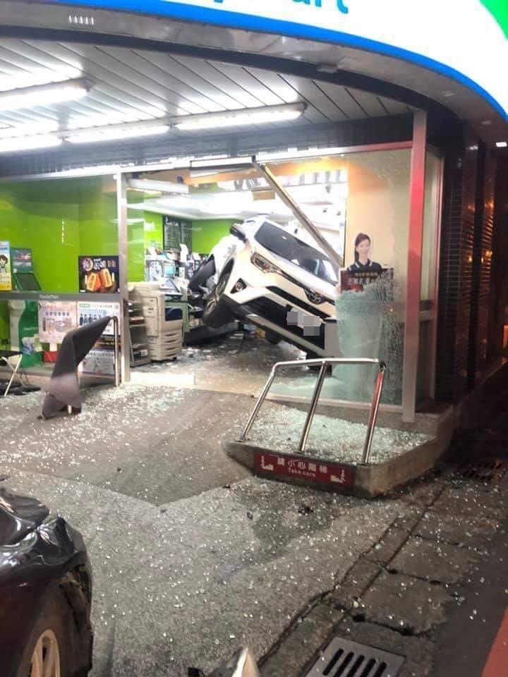 Rất may, không có ai tử vong trong vụ tai nạn