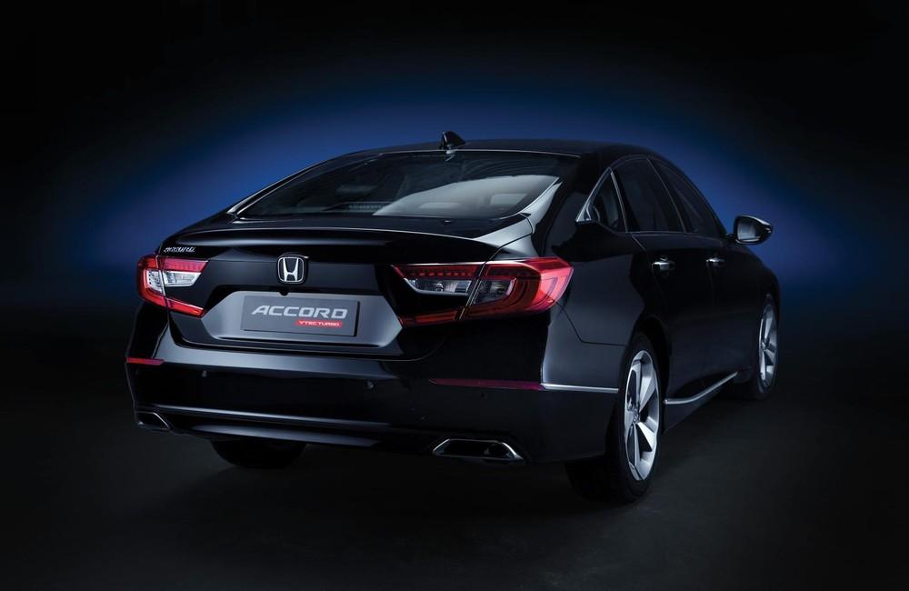 Honda Accord 2020 bị cắt nhẹ một số trang bị so với xe ở thị trường Thái Lan