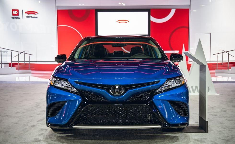 Toyota Camry AWD 2020 mượn hệ dẫn động 4 bánh toàn thời gian của RAV4