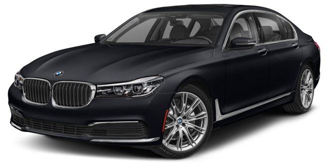 BMW 7 Series màu đen