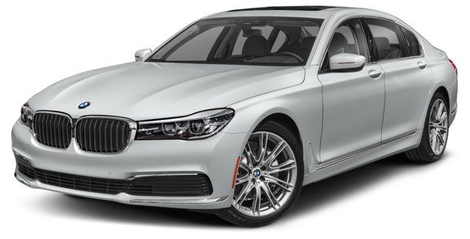 BMW 7 Series màu bạc