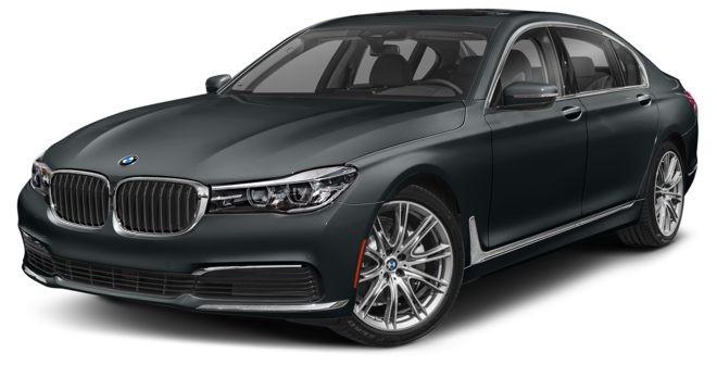 BMW 7 Series màu xám