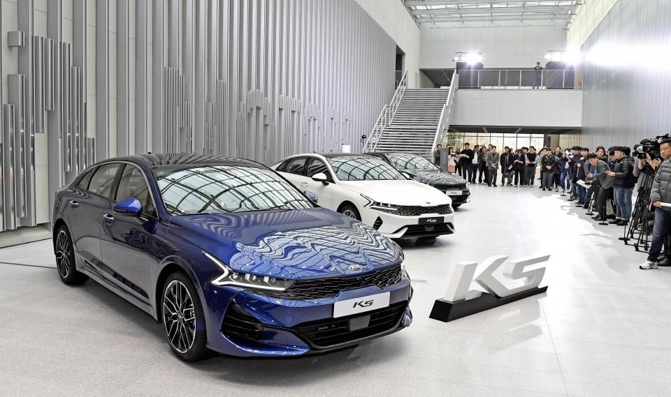 Kia Optima 2020 ra mắt tại quê nhà Hàn Quốc